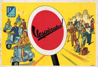 Publicidad Vespa