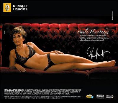 Campaña Renault usados en Colombia