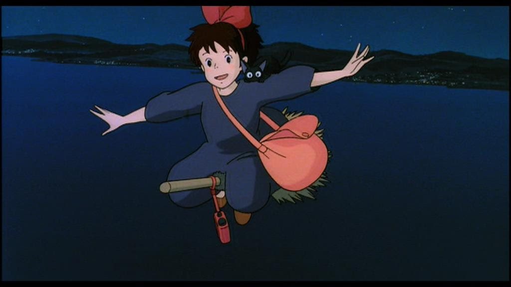 The Agitation of the Mind: Kiki's Delivery Service