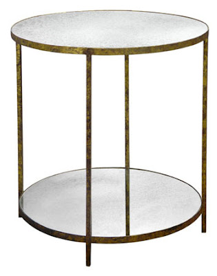 The Newlywed Diaries Inspired By Small Metal Side Tables