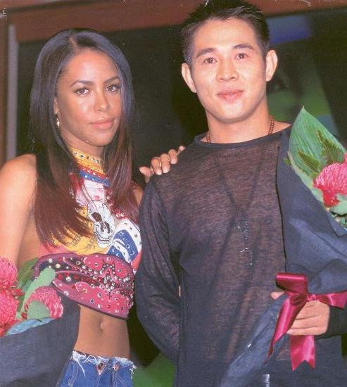 jet li and aaliyah relationship to gladys
