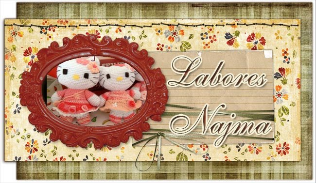 Labores Najma Lil' Sweet Dolls