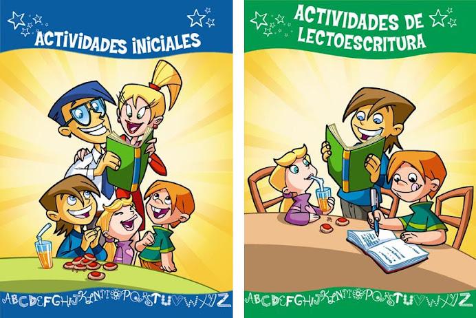 portadas, manual escolar ( publicado)