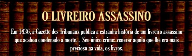 O Livreiro Assassino