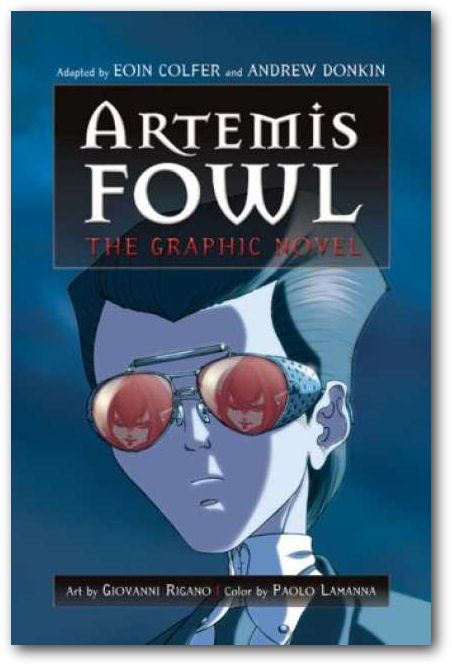 Biblioadonis Who Is Artemis Fowl And Why Should You Care