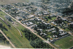 Vista aérea de Pérez Millán