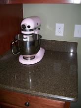 My PINK Mixer