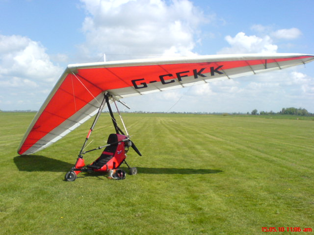 Tinworm-wings: Dragonfly G-CFKK For Sale