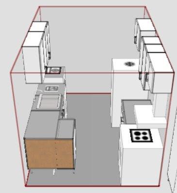 Ikea Kitchen Planner Problem