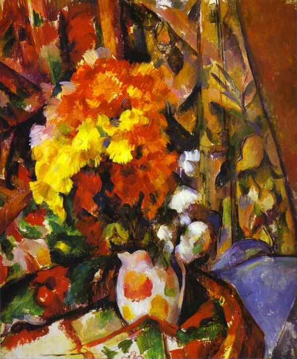 Paintings Paul Cezanne Famous Paintings