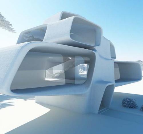 Futuristic Home Decor: Les Technologies à Venir: La Maison Du Future