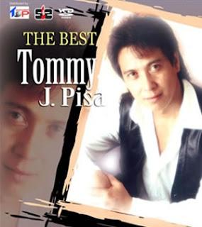 Tommy J Pisa - Di Sini Cintaku Bersemi ( Karaoke )