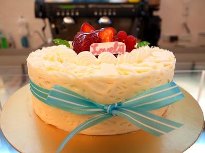 Leafy家居生活館: 本館客戶-Lovely Cake 樂芙尼手工蛋糕