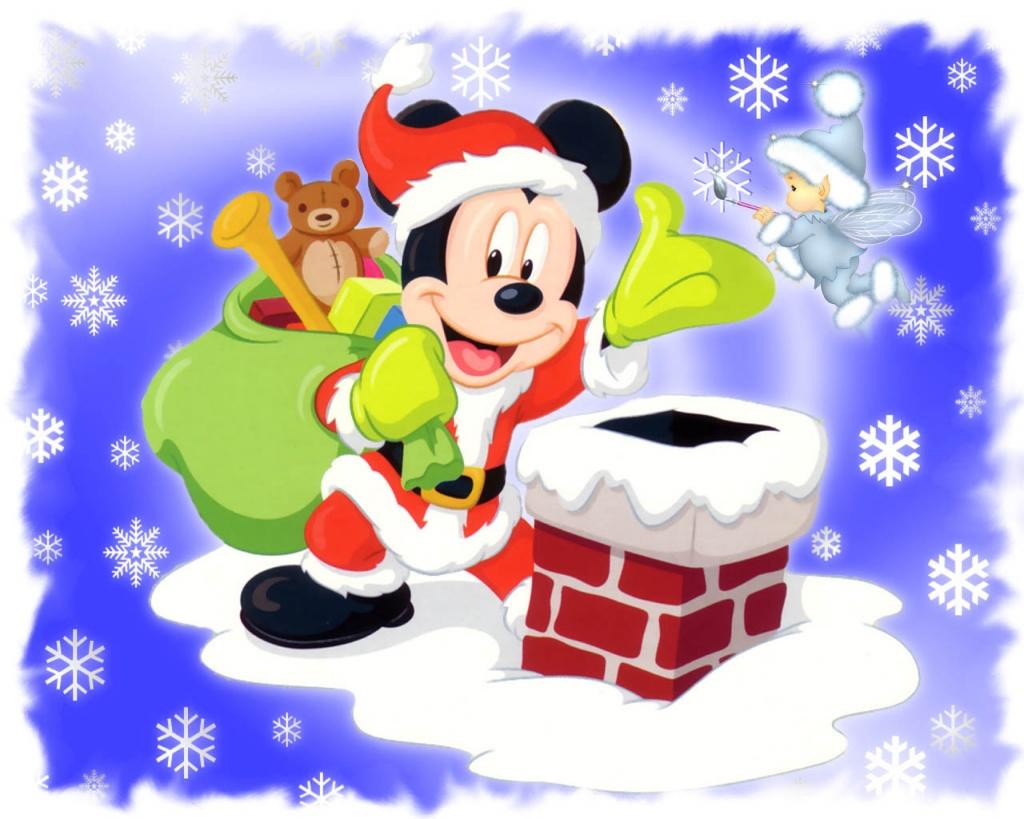 Gambar Kartun Lucu Natal Lucu J