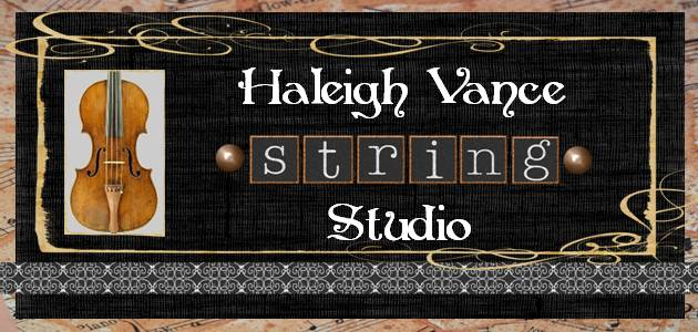 Haleigh Vance String Studio