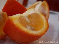 recettes dessert  Vin doranges amères