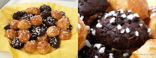 recettes dessert  Chouquettes sans gluten