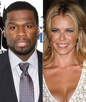 50 cent and chelsea dating