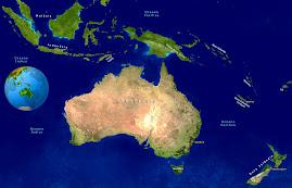 Oceania/ Ilhas do Oceano Pacífico