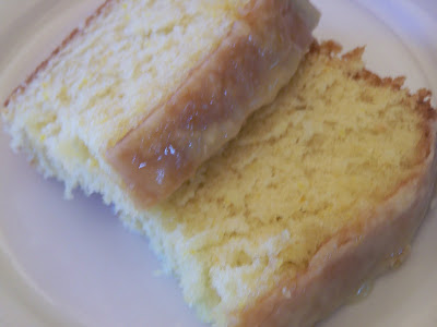 The Food Of Love Orange Pound Cake From The Barefoot Contessa