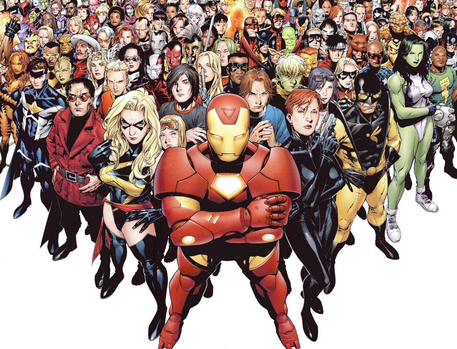 Toys comics and more marvel backgrounds - All marvel heroes wallpaper ...