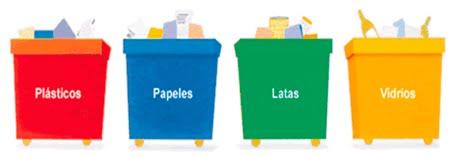 Clubplanner tendencias mi evento ecologico - Colores para reciclar ...