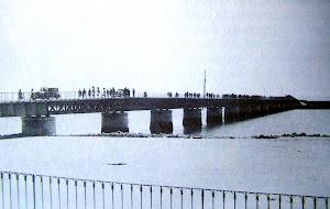 A lendaria ponte da Figueira...