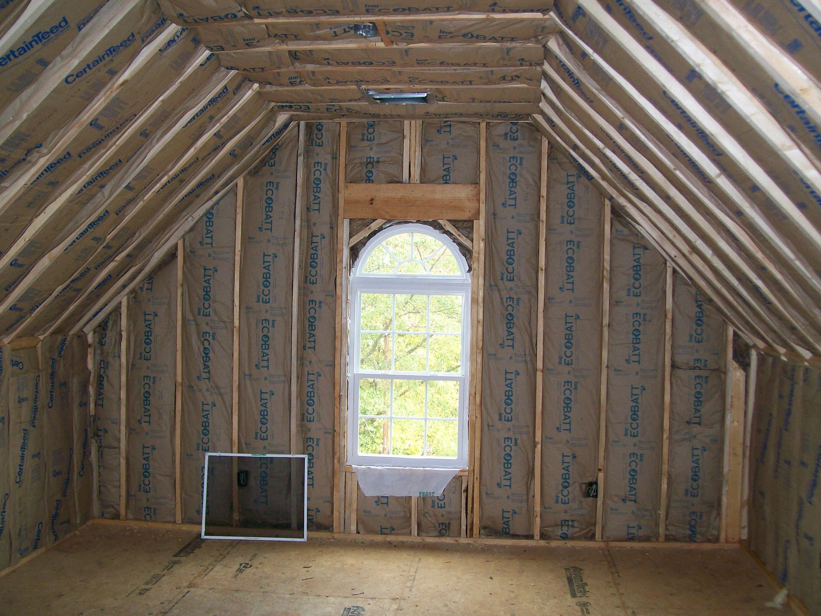 A Southern Accent Construction House Update Insulation