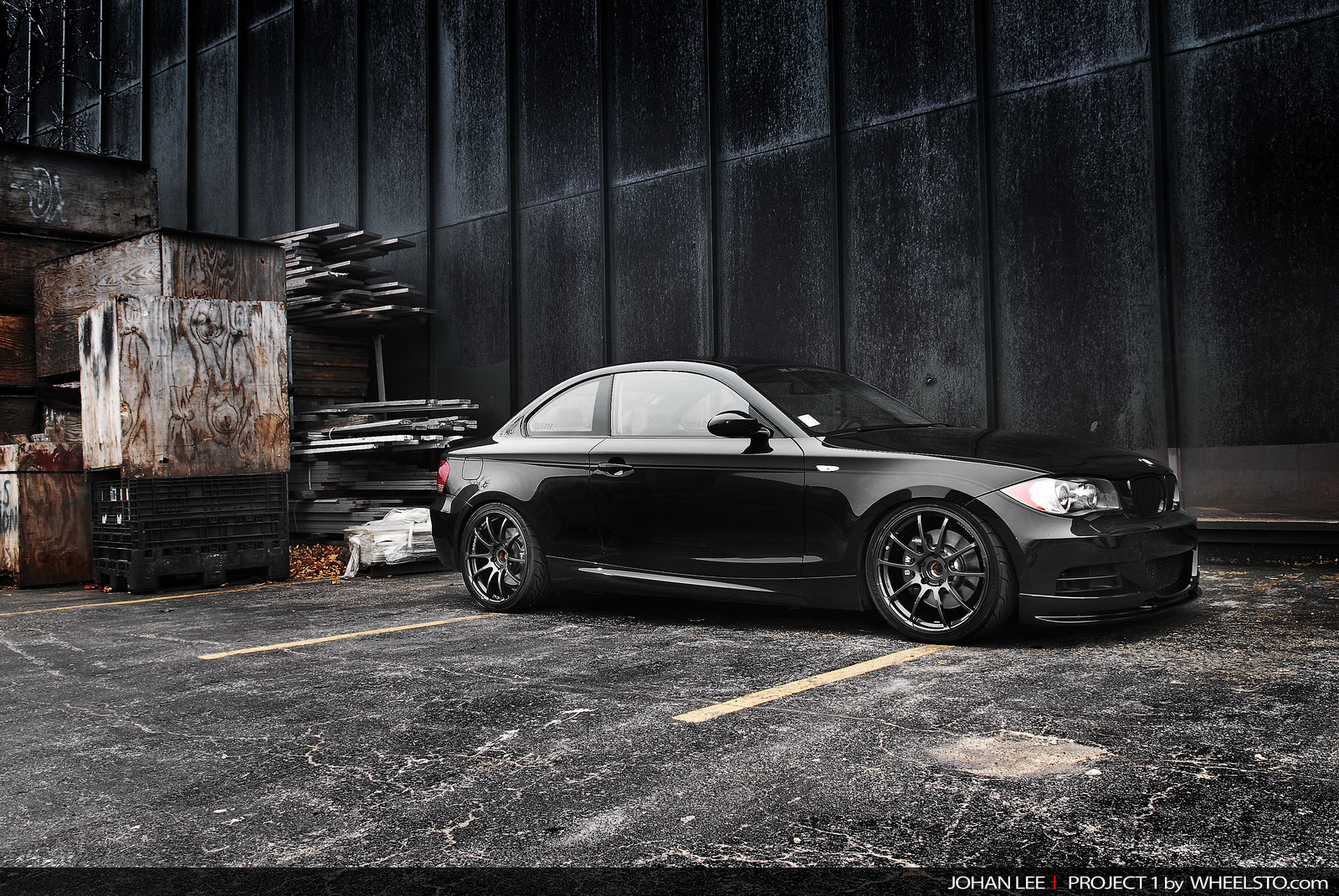 tuning AN: BMW 135 I coupe