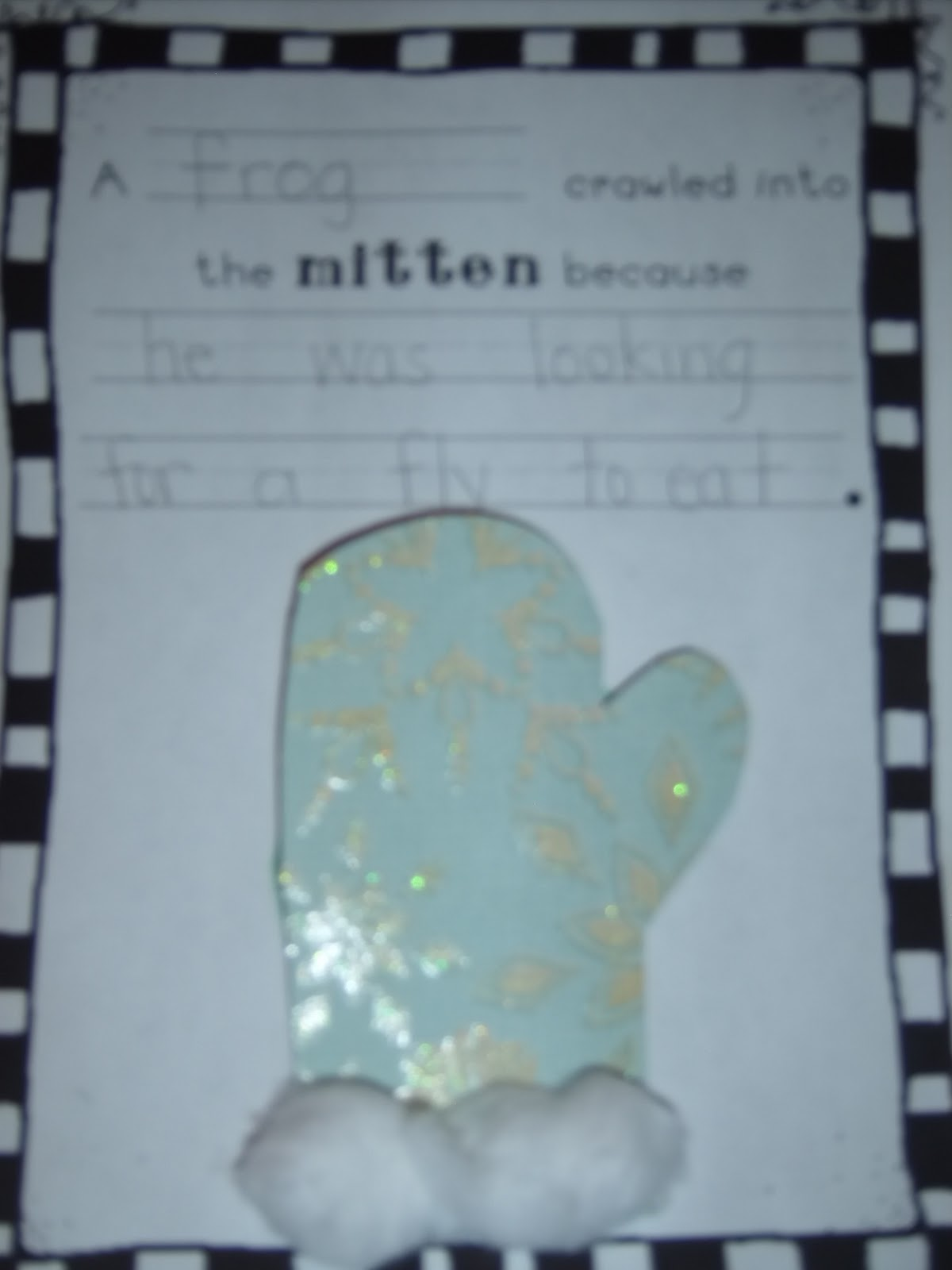 The Mitten Classroom Ideas And More
