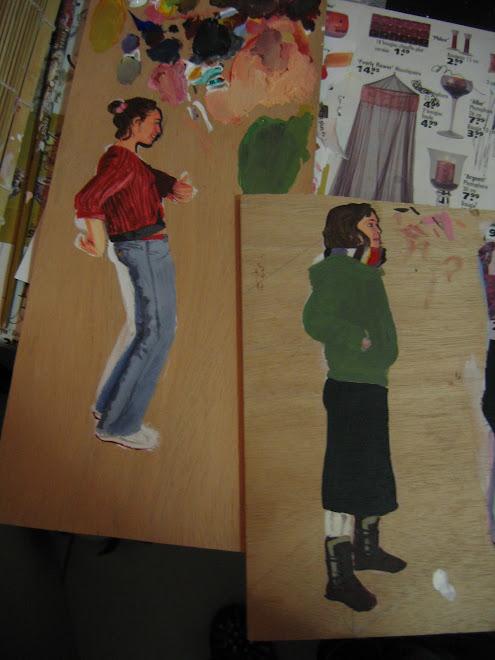 voyage à travers la peinture