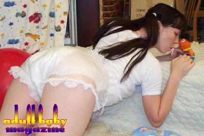 HD girls lover Diaper teen