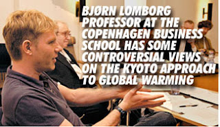Bjorn Lomborg has interesting views on global warming
