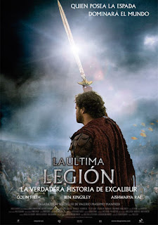 La ultima legion cine online