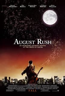 El triunfo de un sueño. August Rush. cine online gratis