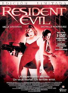 Resident evil - El huesped maldito