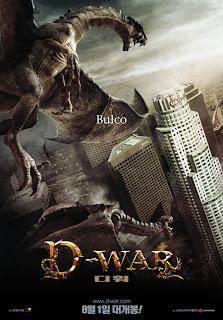 D-War (Dragon Wars) online y gratis