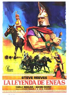 La leyenda de Eneas 16943