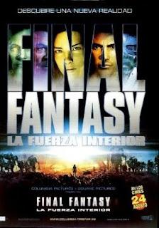 Final Fantasy: la fuerza interior cine online gratis