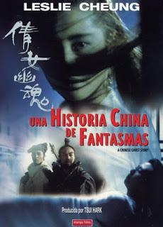 Una historia china de fantasmas. Partes 1, 2 y 3 Fantasmas