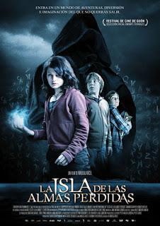 La isla de las almas perdidas Islaa