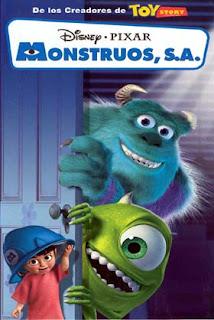 Monstruos, S.A. Monstruos