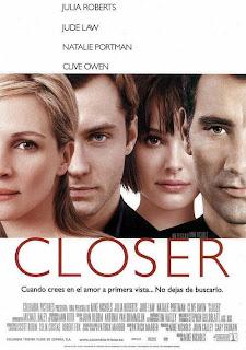 Cegados por el deseo (Closer) cine online gratis