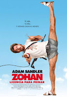 Zohan: Licencia Para Peinar (2008) online y gratis