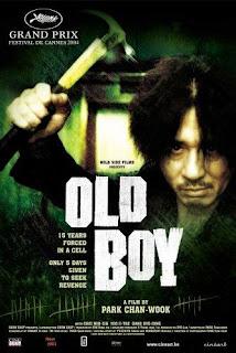 Old Boy -(thriller)