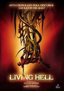 Living Hell: Organizmo