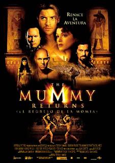 El regreso de la momia RegresoMomia