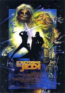 Star Wars VI: El retorno del Jedi cine online gratis