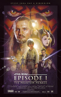 Star Wars I: La amenaza fantasma cine online gratis