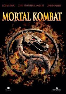 Mortal kombat. VOS Mortal